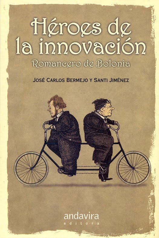Heroes de la innovación cover